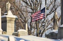Ricordi i morti coraggiosi Immagini Stock Libere da Diritti