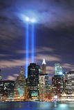 Ricordi l'11 settembre. Immagine Stock