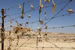 Ricordi locali tradizionali in Giordania Fotografia Stock Libera da Diritti
