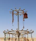 Ricordi locali tradizionali in Giordania Immagini Stock Libere da Diritti
