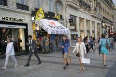 Ricordi a Parigi Fotografia Stock Libera da Diritti