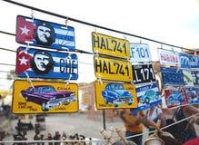 Ricordo da vendere in cubano Immagine Stock Libera da Diritti