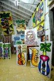 Ricordo da vendere in cubano Fotografia Stock