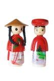 Ricordo dal Vietnam Fotografie Stock