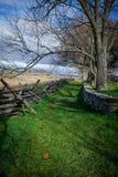 Ricordo del Antietam fotografia stock