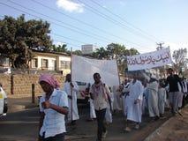 Ricordo del profeta santo in Africa Immagini Stock