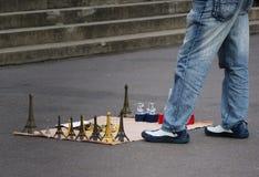 Ricordo di Parigi Fotografia Stock Libera da Diritti