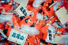 Ricordo di Tradditional dal Mt. Takao Fotografie Stock