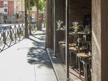 Ricordo tradizionale dalla città di Madrid Immagini Stock Libere da Diritti