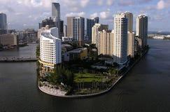 Ricorsi di Miami Fotografie Stock Libere da Diritti