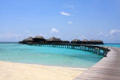 Ricorso dei Maldives Fotografie Stock