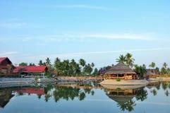 Ricorso pattaya Tailandia della laguna Fotografia Stock