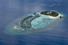 Ricorso sulla barriera corallina di A Immagine Stock Libera da Diritti