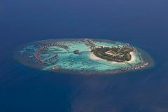 Ricorso sulla barriera corallina di A Fotografia Stock Libera da Diritti