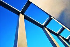 Ricostruisca il cielo Fotografie Stock Libere da Diritti