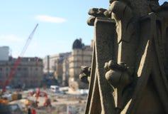 Ricostruzione medioevale Fotografia Stock Libera da Diritti