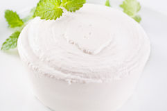 Ricotta Royalty Free Stock Image