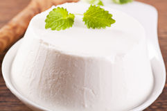 Ricotta Royalty Free Stock Photo