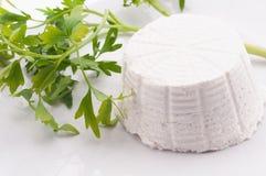 Τυρί Ricotta Στοκ Φωτογραφίες