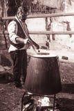 Ricotta cheese maker