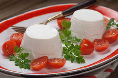 Ricotta Royalty Free Stock Photos