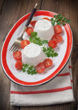 Ricotta Stock Photography