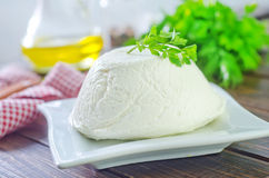 Ricotta Royalty Free Stock Photography