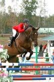 rid- sport Royaltyfria Foton