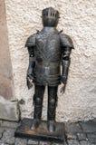 Riddare Armor Royaltyfria Foton