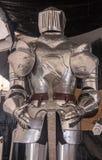 Riddare Armor Fotografering för Bildbyråer