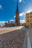 Riddarholm Church Stock Photography