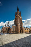 Riddarholm Church Royalty Free Stock Photos