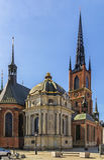 Riddarholm Church, Stockholm Stock Image