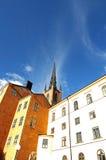 riddarholmen瑞典 免版税库存图片