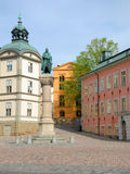Riddarholmen Royalty Free Stock Photos