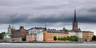 Riddarholmen. Royalty Free Stock Photos