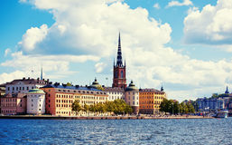 Riddarholmen church, Stockholm Stock Photos