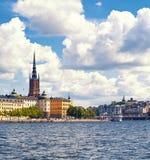 Riddarholmen church, Stockholm Stock Images