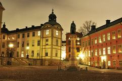 Riddarholmen, Stockholm Royalty Free Stock Images