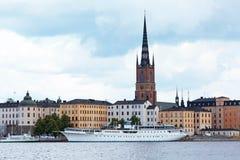 Riddarholmen Stockholm Stock Images
