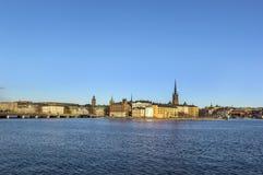 Riddarholmen, Stockholm Royalty Free Stock Photos