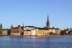Riddarholmen, Stockholm Royalty Free Stock Image