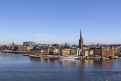 Riddarholmen, Stockholm Royalty Free Stock Photography
