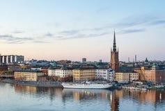 Riddarholmen, Stockholm Stock Images