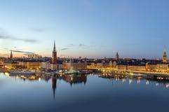 Riddarholmen, Stockholm Royalty Free Stock Images