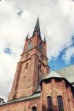 Riddarholmskyrkan (εκκλησία Riddarholmen), Riddarholmen, Στοκχόλμη Στοκ Εικόνες