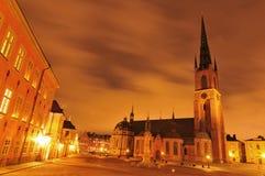 riddarholmskyrkan Στοκχόλμη Στοκ εικόνα με δικαίωμα ελεύθερης χρήσης