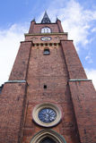 Riddarholmskyrkan Στοκχόλμη Στοκ εικόνες με δικαίωμα ελεύθερης χρήσης