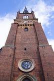 Riddarholmskyrkan Стокгольм Стоковые Изображения RF
