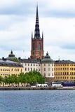 Riddarholmskyrkan Стоковое Изображение